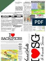 WHM Weekly Newsletter - 20 November 2011