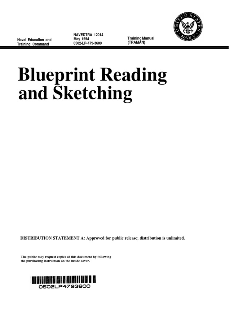 Us navy course navedtra 12014 blueprint reading and sketching us navy course navedtra 12014 blueprint reading and sketching technical drawing printer computing malvernweather Image collections