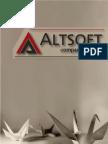 Altsoft Company Profile Sample