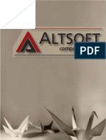 Altsoft Company Profile Sample