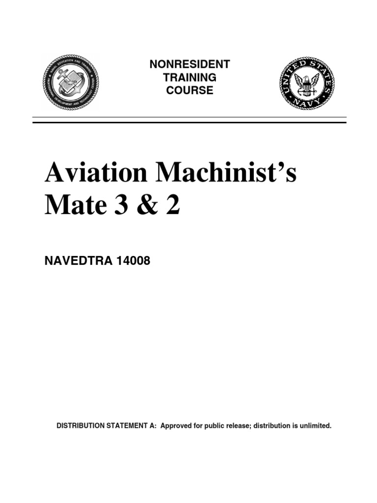 Us Navy Course Navedtra 14008 Aviation Machinists Mate 3 2 Cabin Wiring Diagram Jet Engine Internal Combustion