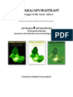 Afuraka-Afuraitkait Article Nhomawaa Etimologias