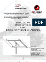 2 Panel Install 2011-3