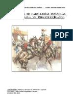 4-Novelas de caballerías españolas