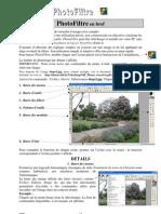 f2 Photofiltre Bref