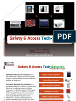Safety & Access Tech -Solution_cst