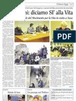 Articolo ValdiSusa Su Quarenghi Invernale 2011