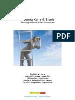 Peluang Kerja & Bisnis Teknologi Informasi Dan Komunikasi