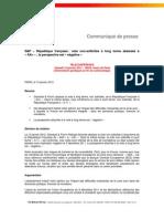 France Abaissement de Note 13-01-2012 VF