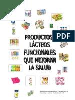 Productos lácteos funcionales que mejoran la salud