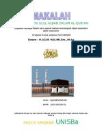 Makalah Ulumul Qur'An