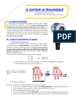 Plugin-Capteur Ultrasonique Li2oc