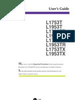 L1933TR SF Manual