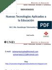 Nuevas Tecnologías Aplicadas a la Educación_Presentación