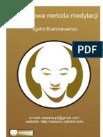 Podstawowa metoda medytacji - Ajahn Brahmavamso