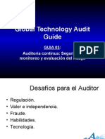 GTAG 03 Global Technology Audit Guide