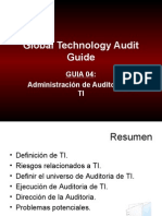 GTAG 04 Global Technology Audit Guide