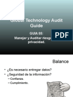 GTAG 05 Global Technology Audit Guide