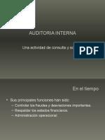 01 Auditoria Interna
