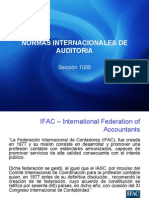 05 Normativa Internacional de Auditoria - Seccion 1009