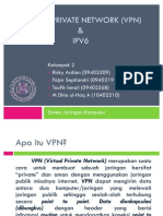 Virtual Private Network (VPN) dan IPv6