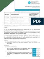 Guidelines & Regulations