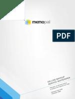 Memopal Whitepaper