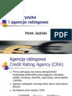 Słowo o ratingach 01 2012