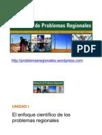 El Enfoque Cientifico de Los Problemas Regionales