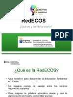 Ecos 09 - Que Es La Redecos