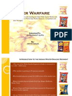 Snacks Industry Presentation