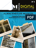 VVAA. Almacenes de museos. ICOM nº 3. 2011