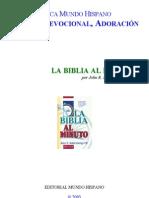 La Biblia Al Minuto