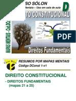 Mapasmentais.dirconstit D Direitos Fundamentais