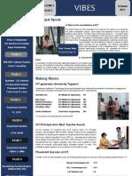 VIT Newsletter July-September 2011