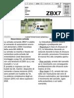 Came Cancello ZBX7 (Manuale)