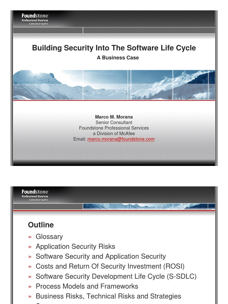 Security SDLC | Vulnerability (Computing) | Systems Engineering