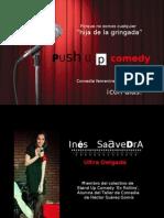 Carpeta Push Up Comedy