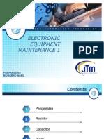 Electronic Equipment Maintenance 1