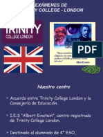 Ppt Info Exams Trinity College London