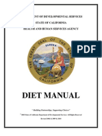 2010 CA Diet Manual