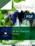 ECO HR Best Practices Report