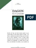 HPLovecraft Dagon