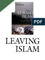 Leaving Islam- Apostates Speak Out