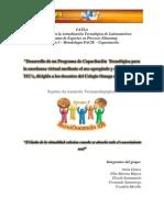 Proyecto Capacitacion Docente, Fase Investigacion-MPC022012-Grupo C