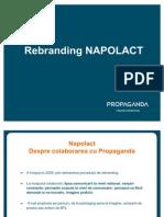 Repozitionare Napolact