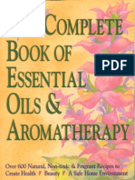 The Complete Book of Essential Oils Aromatherapy