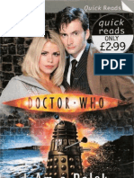 NSAQR01 - I Am a Dalek (Gareth Roberts)