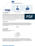 WP-EMF-AB Catalogue Electromagnetic Flow Meter