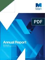 MAN Annual Report 2011